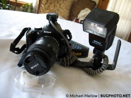 macro photography camera rig