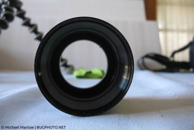 looking through cheap chinese extension tubes